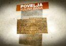 Povelja bosanskog bana Kulina napisana je 29. augusta 1189. godine: Znate li šta piše u njoj?