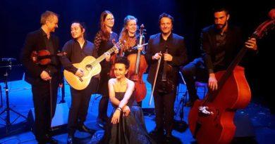 Na koncertima u Švedskoj Amira Medunjanin oduševila pubiliku
