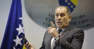 Ministar Mektić o ponovo o ubistvu Krunića: Ćutite, bando lopovska