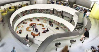 Future Library: O budućoj biblioteci, knjigama i čitanju