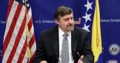 Palmer za VOA: Međunarodna zajednica ne može dopustiti opstanak Dodika