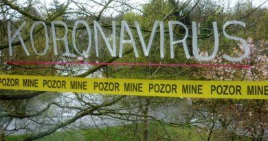 Umjetnik Almir Dervisević iz Utrehta upozorava: MINE POZOR!