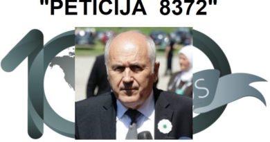 "Građanska inicijativa ""KLUB 100 – PLUS"" insistira: Proglasite Inzka ""personom non grata""!"
