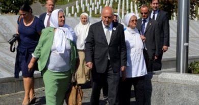 ZA INCKA Majke Srebrenice zaslužuju više od divljenja, to je ZAKON