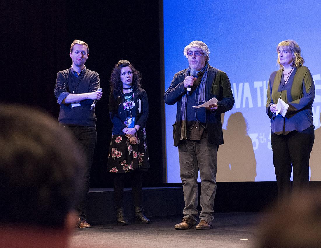 2017 - April 15th - School of Visual Arts Theatre - 14th Annual Bosnian-Herzegovinian Film Festival Awards Presentation