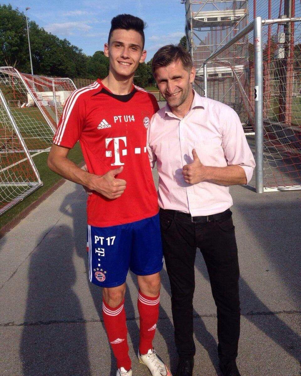 Ramo Šehović i Nenad Pavlović