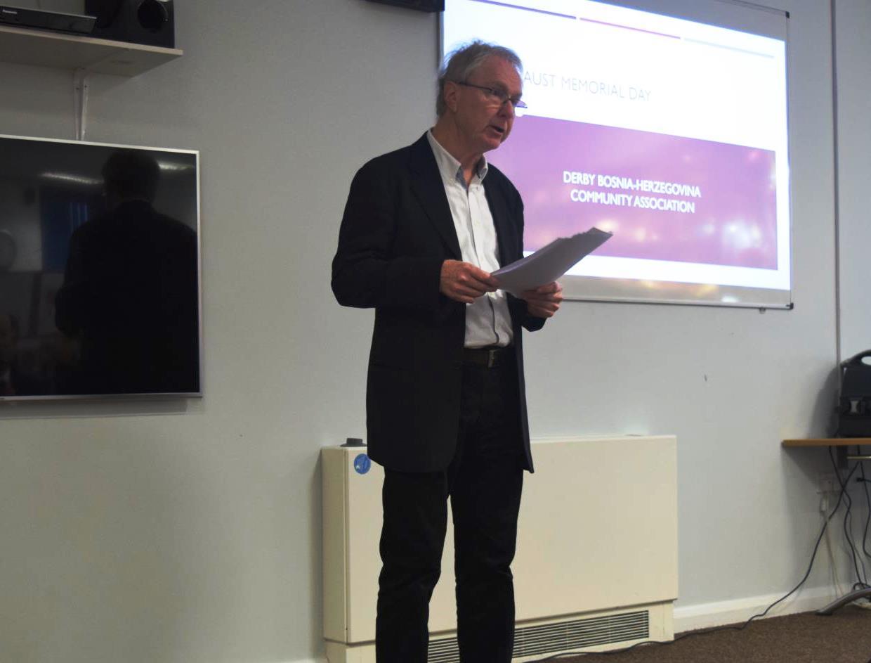 Stephen Foster, prezentacija
