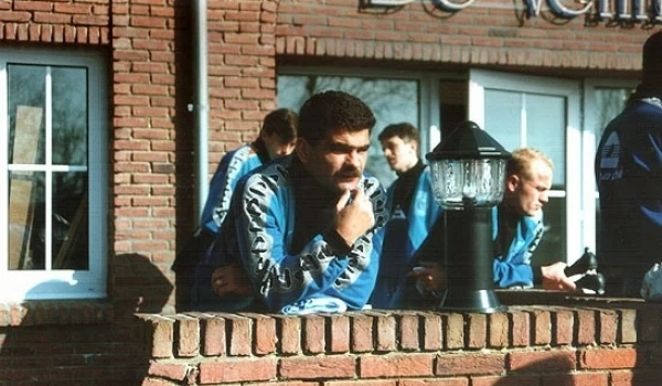 Blaž Slišković bio je prvi kapiten fudbalske reprezentacije BiH