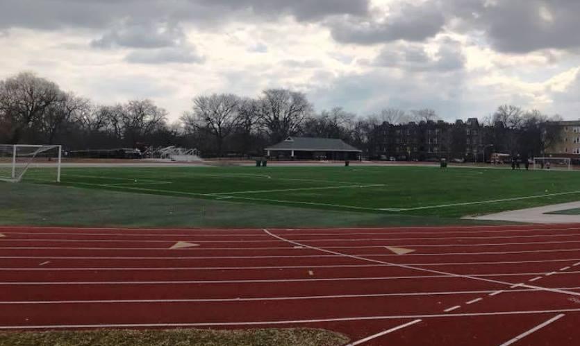 River Park Turf Soccer Field