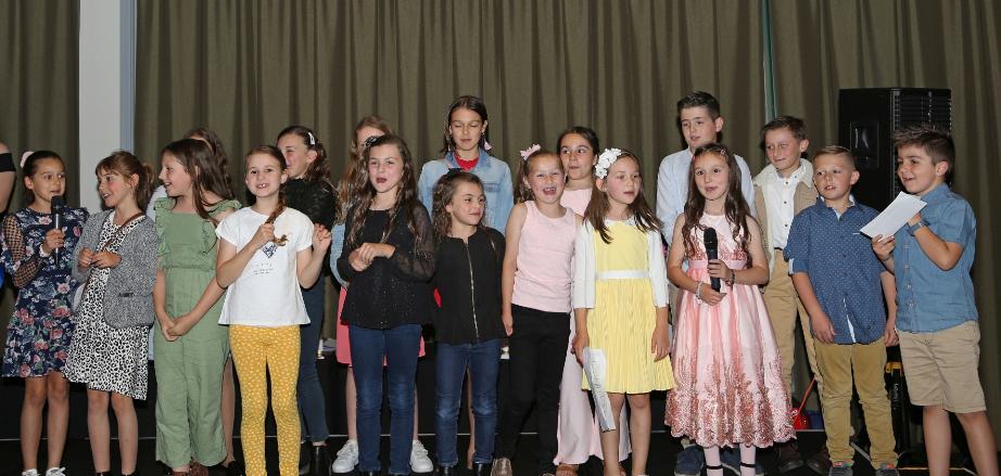 učenici škole - kulturni program