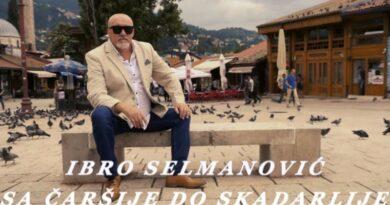"""Legenda narodne muzike Ibro Selmanović vratio se na estradu hitom """"Sa Čaršije do Skadarlije"""""""
